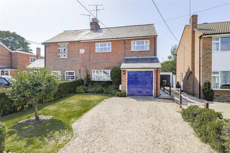 4 Bedrooms Semi Detached House for sale in Prospect Place, Warfield Street, Warfield, Bracknell, RG42