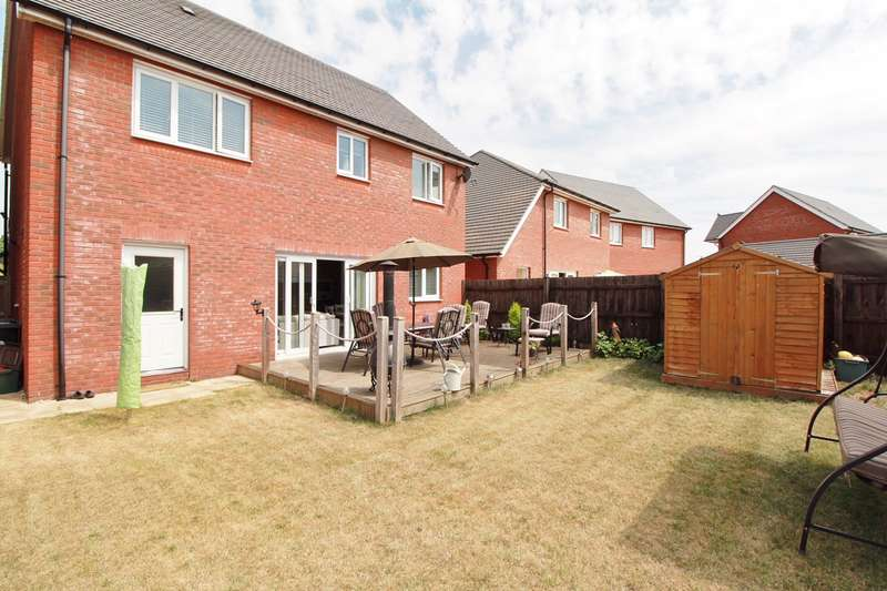 4 Bedrooms Detached House for sale in Abberley Hall Road, Newport, NP20