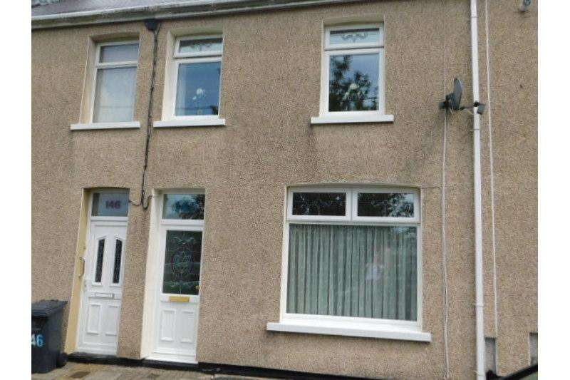 2 Bedrooms Terraced House for sale in Lewis Street, SWFFRYD, Crumlin