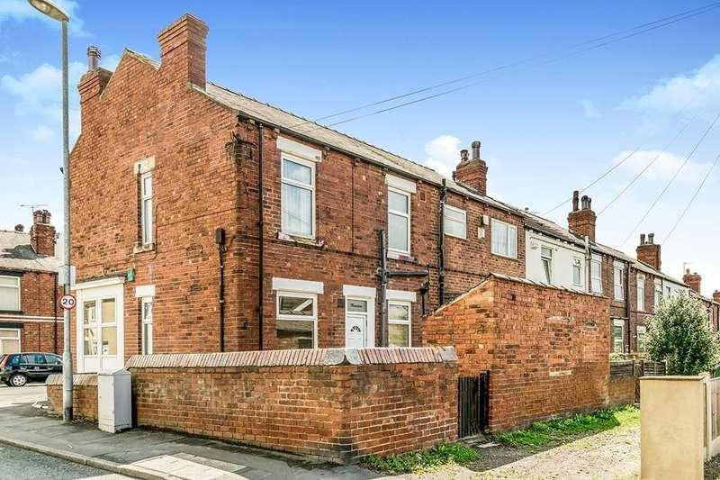 2 Bedrooms Flat for rent in Barleyhill Road, Garforth, Leeds, LS25