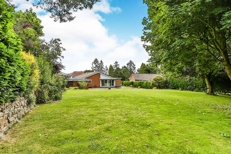 3 Bedrooms Detached Bungalow for sale in Church Lane, Dore, Sheffield, S17