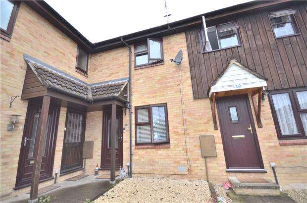 2 Bedrooms Terraced House for sale in Axbridge, Bracknell, Berkshire