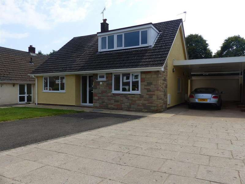 4 Bedrooms Detached House for sale in Fairview, Chepstow