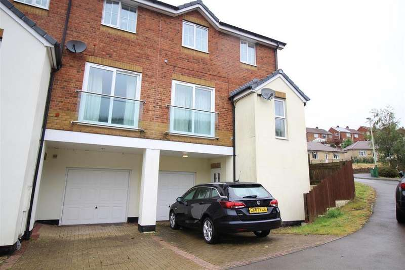 3 Bedrooms End Of Terrace House for sale in Valley Meadow Close, Newbridge, Newport