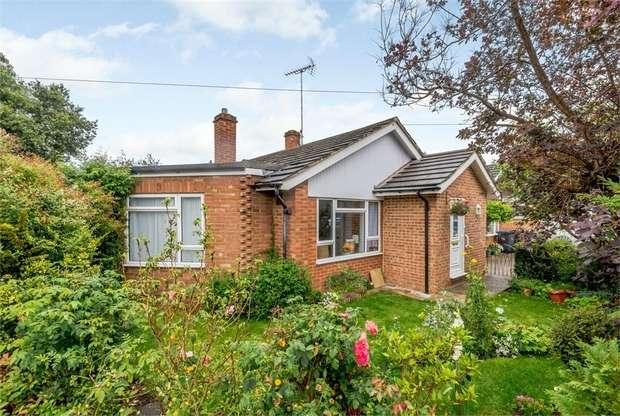 3 Bedrooms Detached Bungalow for sale in Ewins Close, Ash, Aldershot, Hampshire