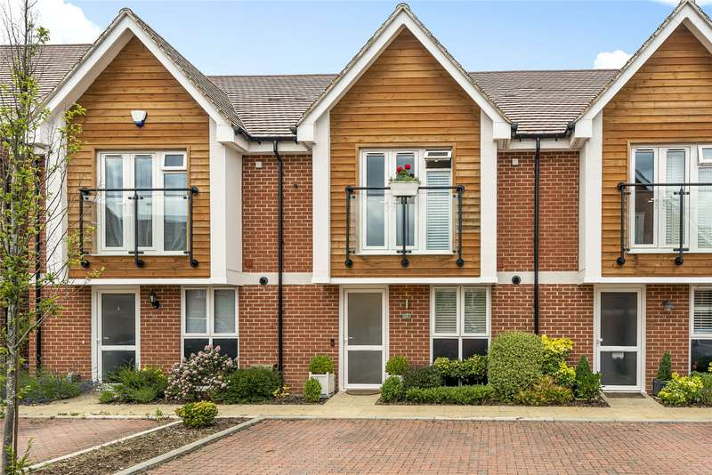 2 Bedrooms Terraced House for sale in Kensal Green Drive, Maidenhead, Berkshire, SL6