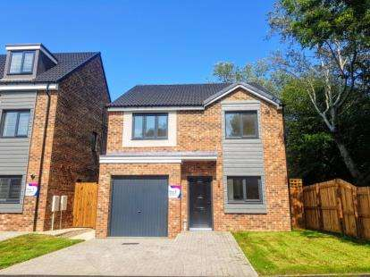 4 Bedrooms Detached House for sale in The Lawns, Marton, Middlesbrough