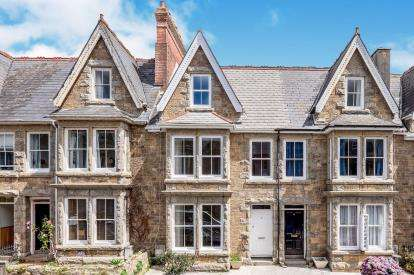6 Bedrooms Terraced House for sale in Penzance, Cornwall, .