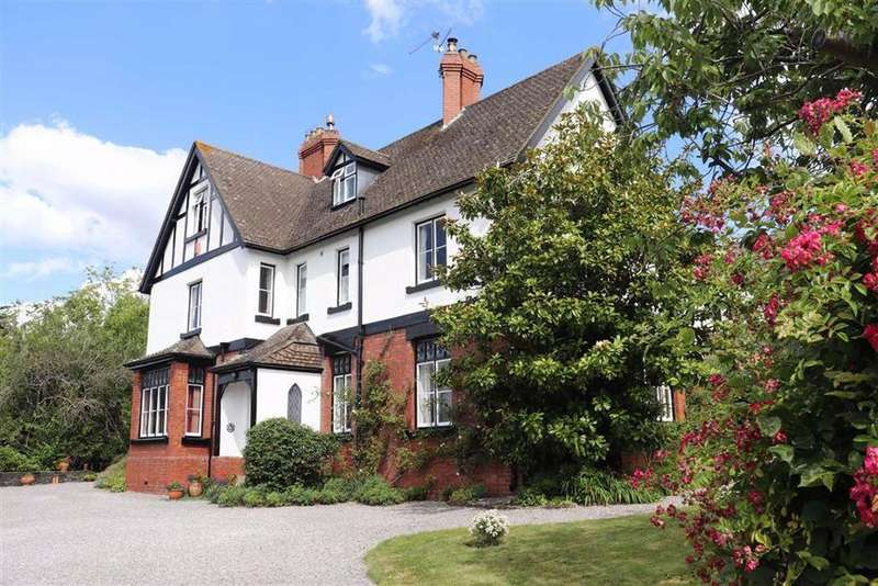 5 Bedrooms Unique Property for sale in Highfield Road, Monmouth