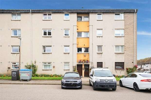 2 Bedrooms Flat for sale in Cairncry Road, Aberdeen