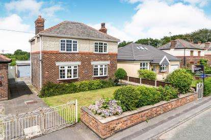 3 Bedrooms Detached House for sale in Runcorn Road, Moore, Warrington, Cheshire, WA4