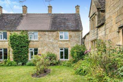 2 Bedrooms Terraced House for sale in The Row, Weston-Sub-Edge, Chipping Campden, Gloucestershire