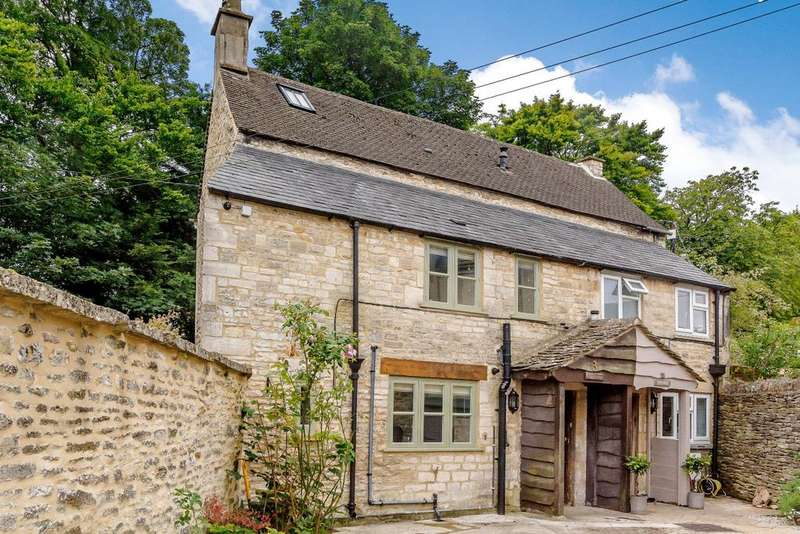 3 Bedrooms Semi Detached House for sale in Windmill Road, Minchinhampton, Stroud, Gloucestershire, GL6