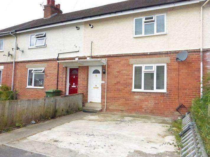 3 Bedrooms Terraced House for sale in Whaddon Avenue, Cheltenham, GL52 5NN