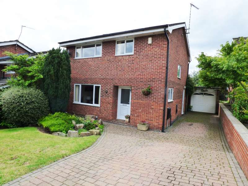 4 Bedrooms Detached House for sale in Cheriton Rise, Offerton, Stockport, SK2