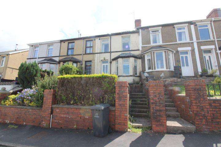 2 Bedrooms Terraced House for sale in Ashvale, Tredegar