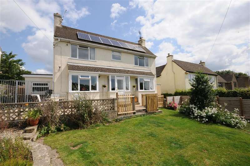 5 Bedrooms Detached House for sale in Foxmoor Lane, Ebley, Stroud, GL5 4PN
