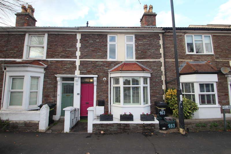 4 Bedrooms Terraced House for sale in Kellaway Avenue, Golden Hill, Bristol BS6 7YJ