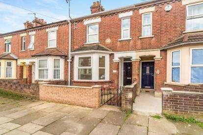 3 Bedrooms Terraced House for sale in Bridge Road, Bedford, Bedfordhsire, .