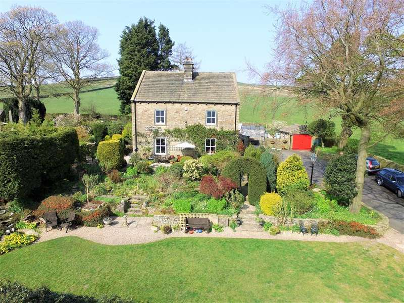 6 Bedrooms Detached House for sale in The Old Vicarage, Lothersdale