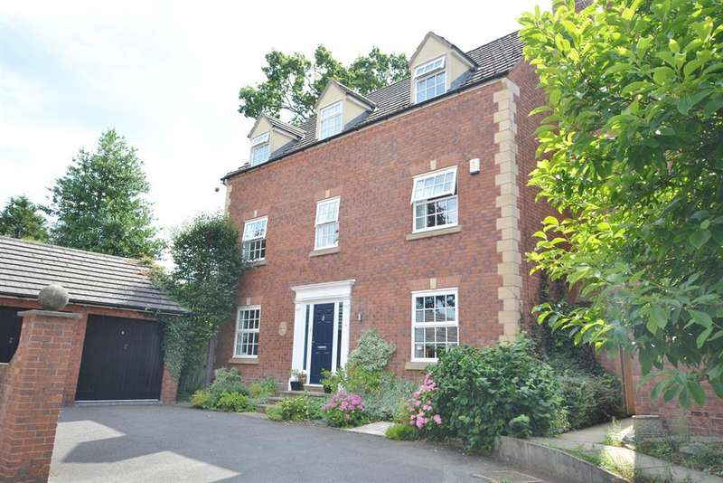 5 Bedrooms Detached House for sale in Downham Court, Dursley, GL11 5GD