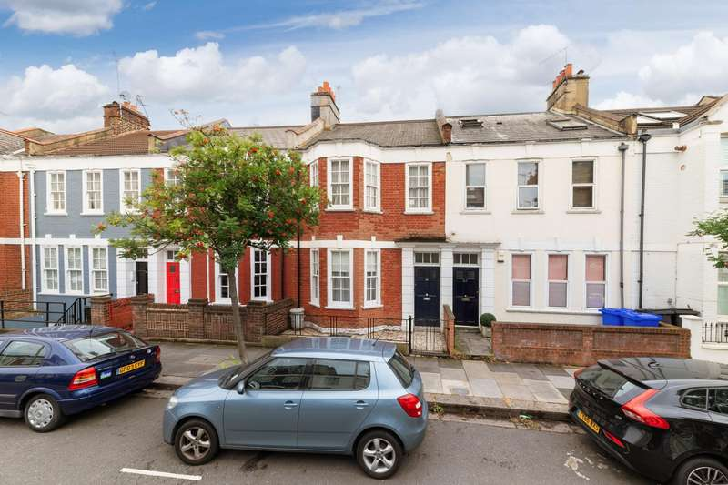 3 Bedrooms Property for sale in Sedlescombe Road, Fulham