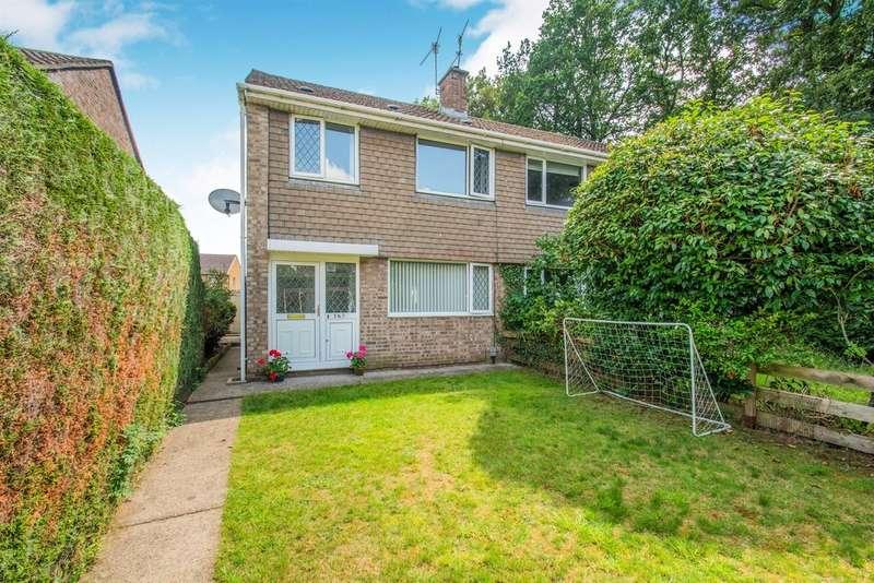 3 Bedrooms Semi Detached House for sale in Claremont, Newport