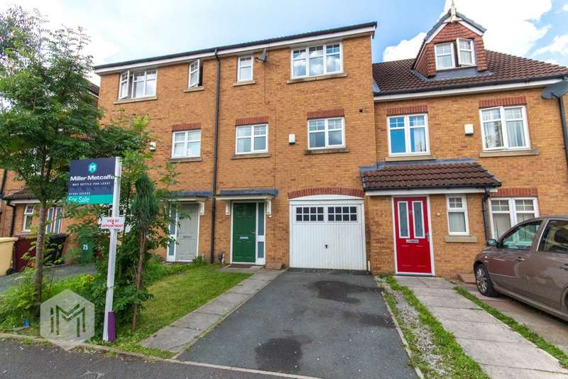 3 Bedrooms Terraced House for sale in Higher Clough Close, Bolton, Lancashire, BL3
