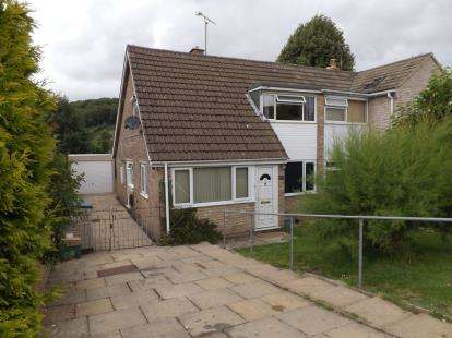 3 Bedrooms Semi Detached House for sale in Tennyson Road, Dursley, Gloucestershire