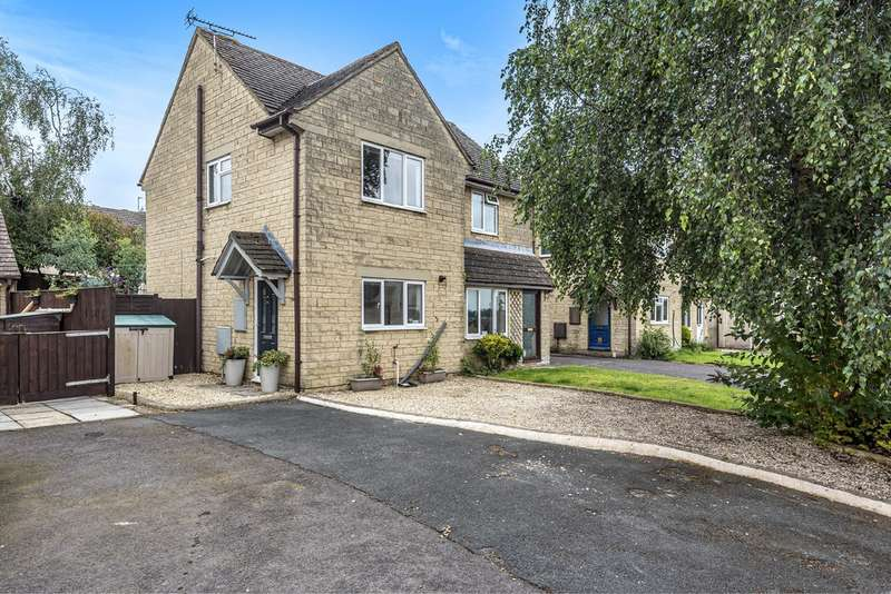 2 Bedrooms Semi Detached House for sale in Tetbury