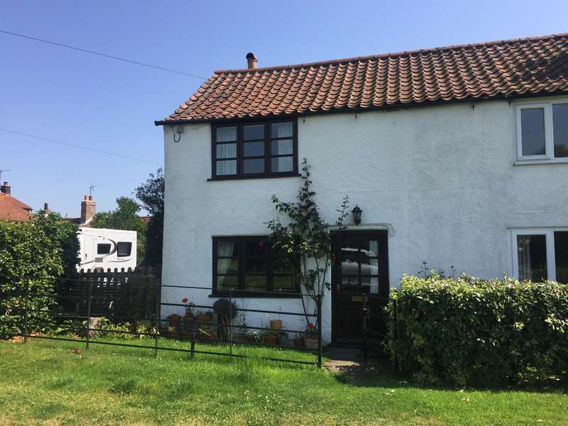 2 Bedrooms Semi Detached House for sale in Flaxton, York, YO60 7RW