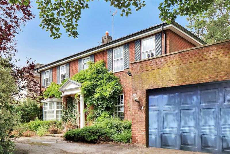 4 Bedrooms Detached House for sale in Meadow Hill, Great Glen, Leicestershire