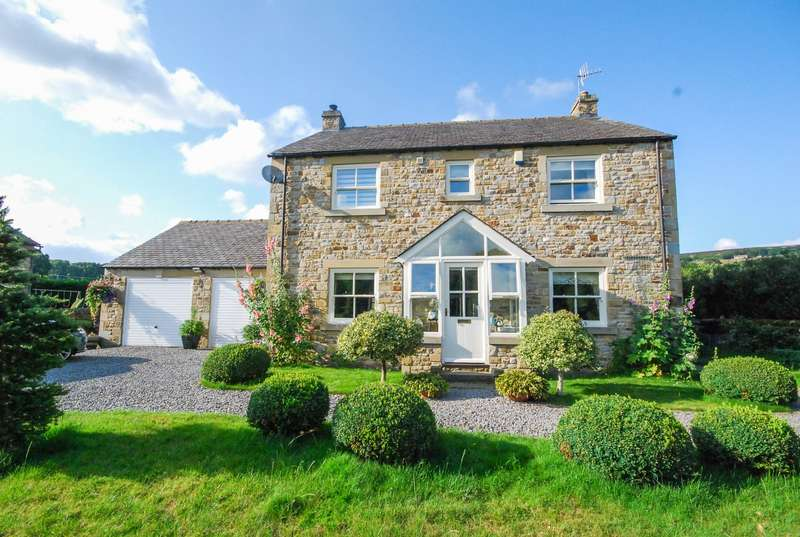 4 Bedrooms Detached House for sale in Millbrook Cottage, Allerton Court, Stanhope