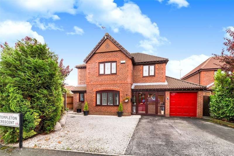 5 Bedrooms Detached House for sale in Templeton Crescent, West Derby, Liverpool, L12
