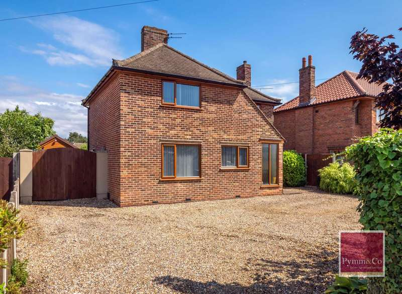3 Bedrooms Detached House for sale in Cromer Road, Hellesdon