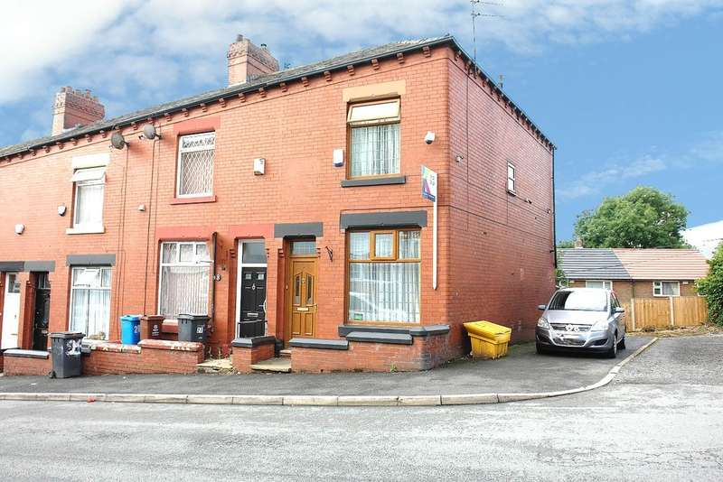 2 Bedrooms End Of Terrace House for sale in Sharples Hall Street, Oldham