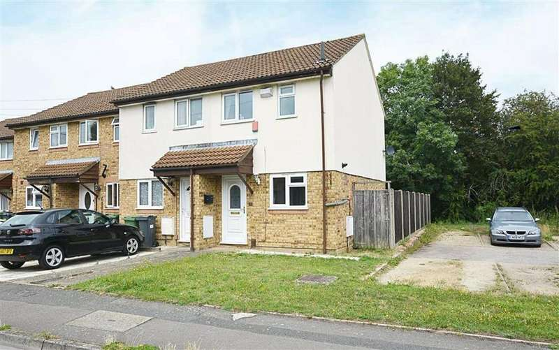 2 Bedrooms End Of Terrace House for sale in Overbrook Road, Hardwicke