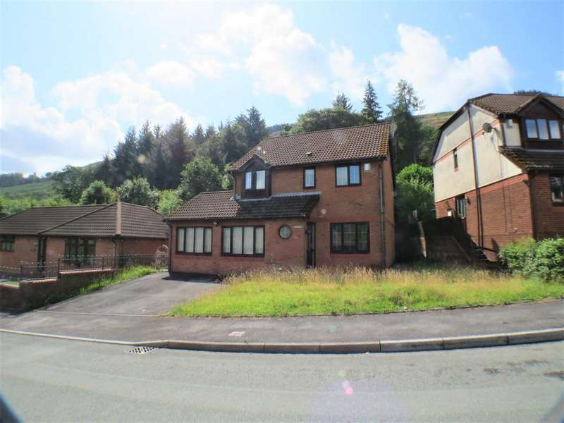4 Bedrooms Detached House for sale in Forest View, Mountain Ash, CF45 3DU