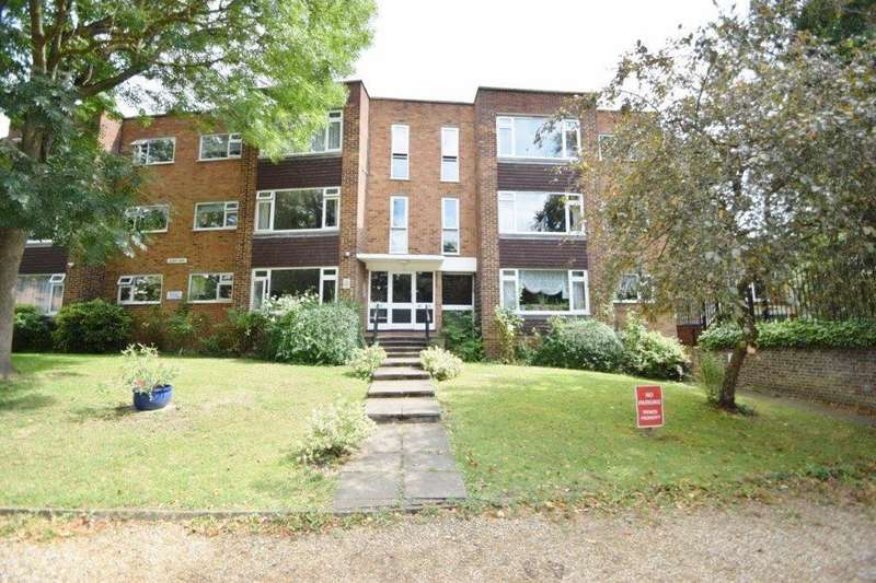 2 Bedrooms Flat for sale in Upton Park, Slough, SL1