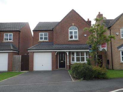 4 Bedrooms Detached House for sale in Haworth Road, Chorley, Lancashire