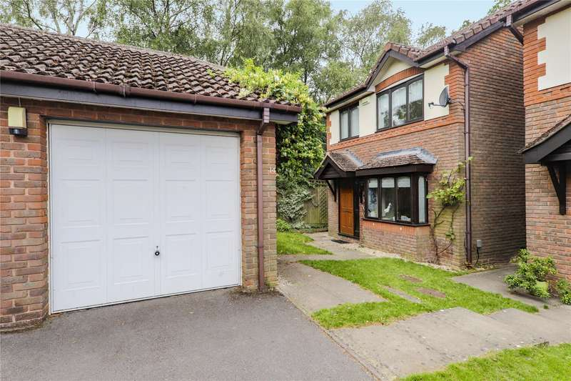 3 Bedrooms Detached House for sale in Norman Keep, Warfield, Berkshire, RG42