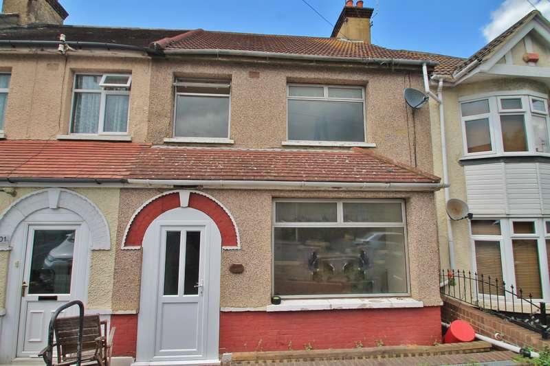 3 Bedrooms Terraced House for sale in Lamorna Avenue , Gravesend , DA12 5PS