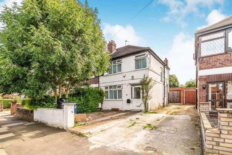 3 Bedrooms Property for sale in Middleton Avenue, Greenford, UB6