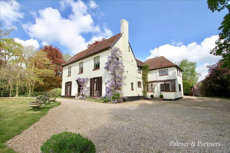 9 Bedrooms Detached House for sale in Bramford Road, Ipswich, Suffolk