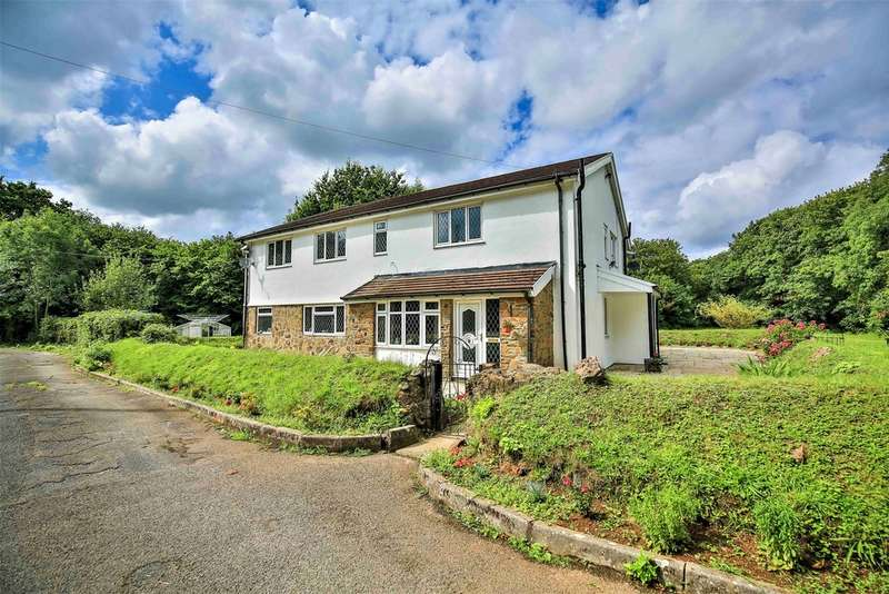 5 Bedrooms Detached House for sale in Corbetts Lane, Caerphilly