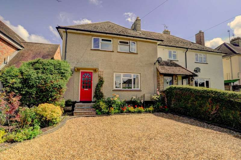 4 Bedrooms Semi Detached House for sale in Glimbers Grove, Chinnor