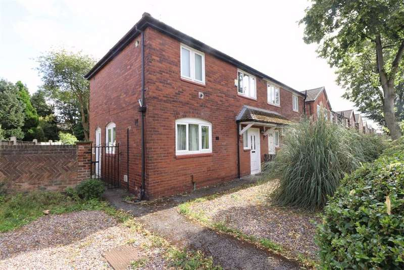 3 Bedrooms Semi Detached House for sale in Mauldeth Road West, Chorlton, Manchester, M21