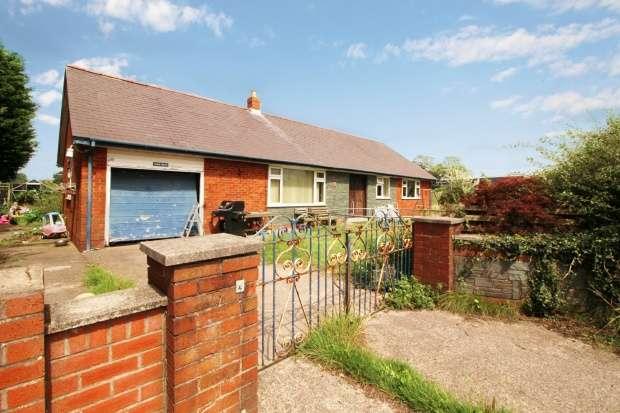 Detached Bungalow for sale in Darkinson Lane, Preston, Lancashire, PR4 0RE