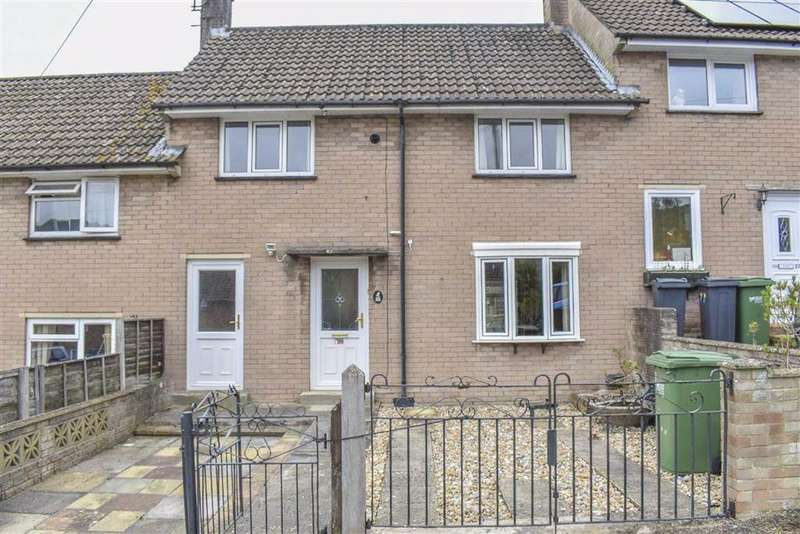 2 Bedrooms Terraced House for sale in Whiteway Close, Dursley, GL11