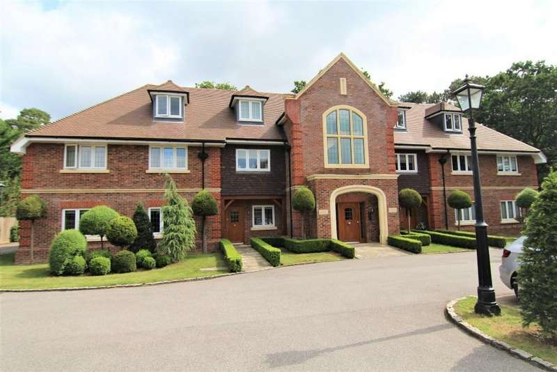 2 Bedrooms Apartment Flat for sale in Heron Mansions, Chestnut Avenue, Wokingham, Berkshire